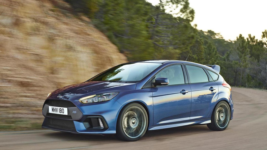 Ford announces 350 PS output for the Focus RS [video]