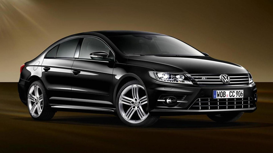Volkswagen CC Dynamic Black announced