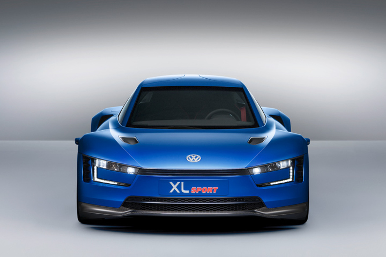 Volkswagen XL Sport Trades MPG for Ducati Power