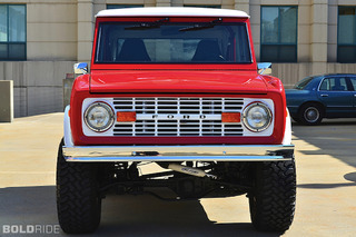 This 1970 Ford Bronco is the One You Need to Buy