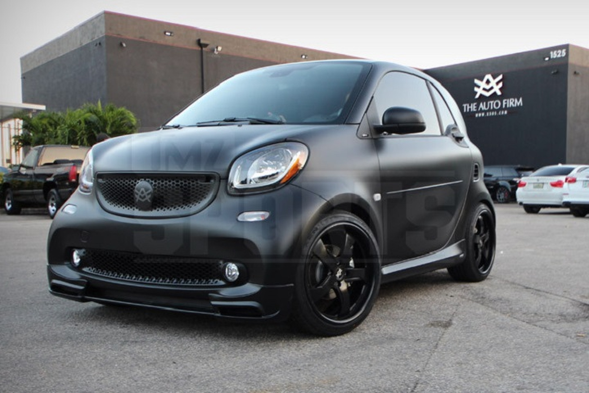 Photo of Chad Johnson Smart Car - car
