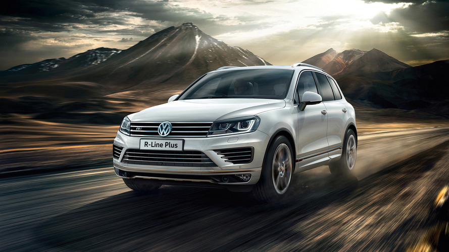 VW Touareg Canceled In U.S.