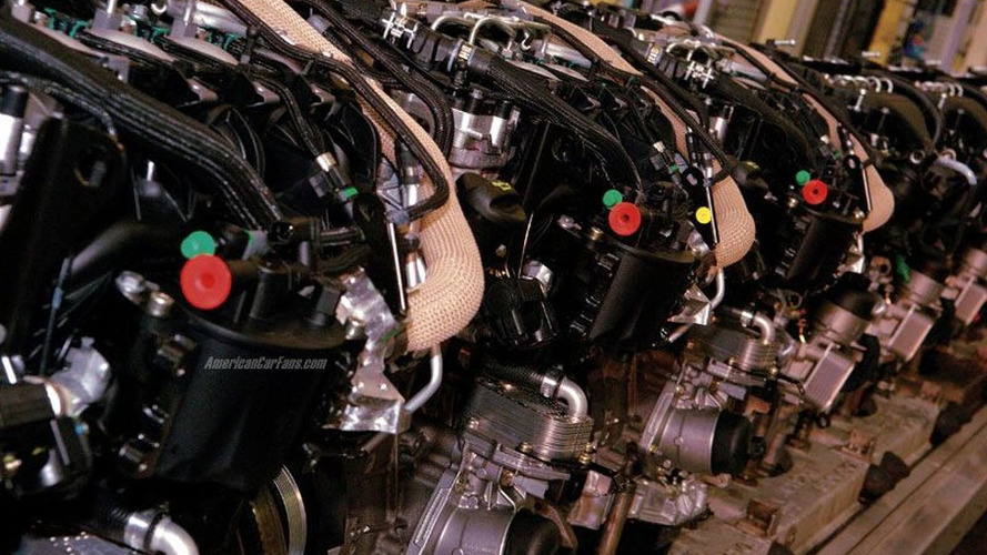 Ford and PSA Strengthen Diesel Engine Co-Operation