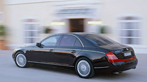 New Maybach 57 S In Detail