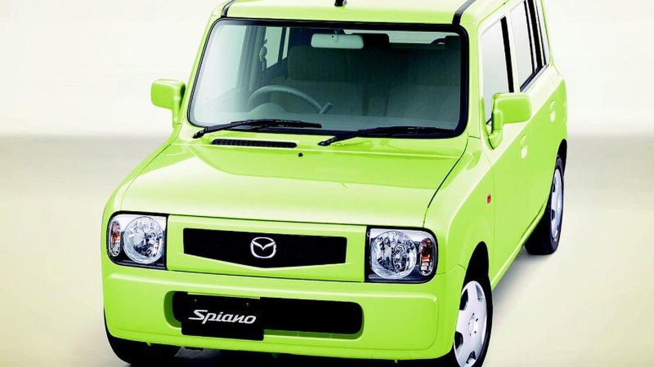 Mazda Spiano G
