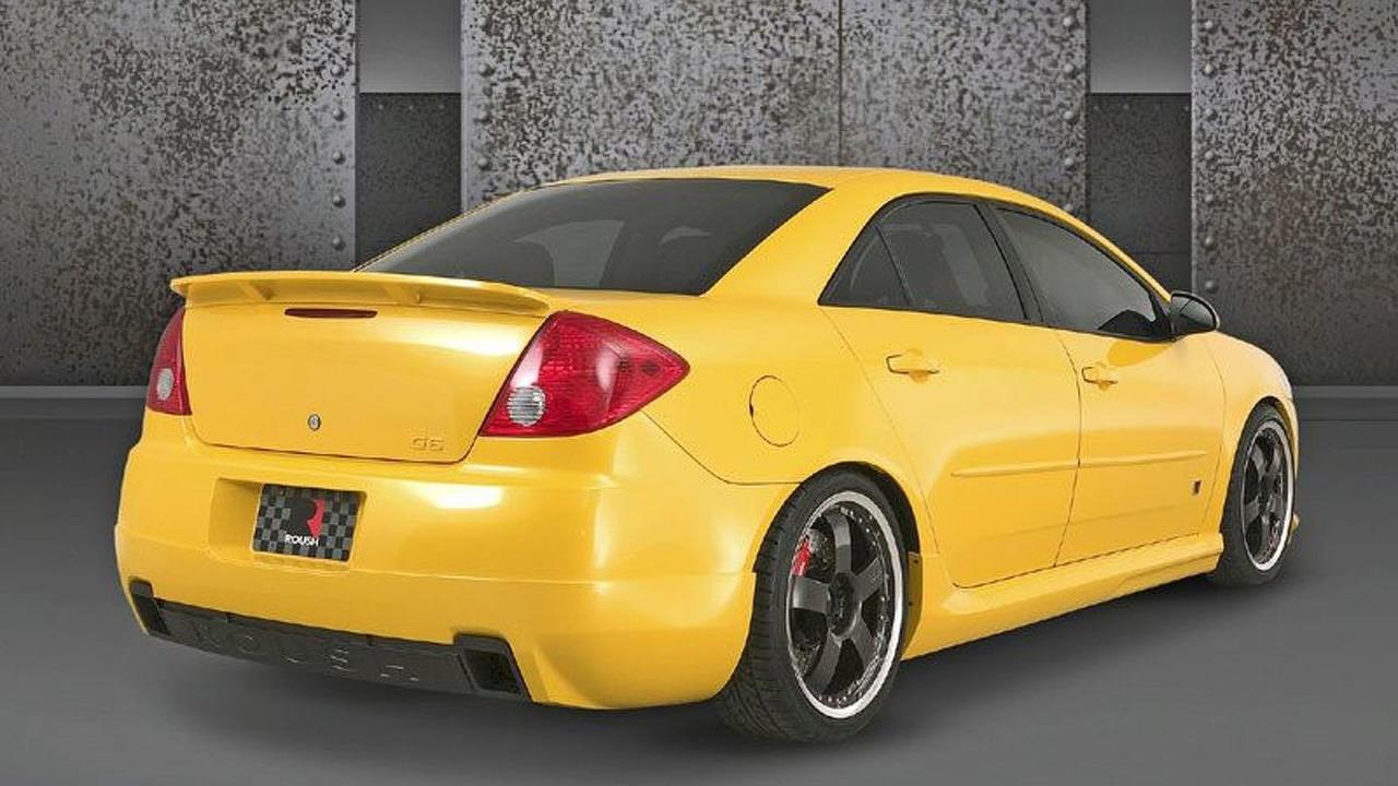 Roush Pontiac G6 Signature Edition