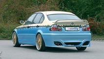 Mattig BMW 3 series in Tikki-style