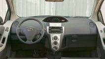 2006 Toyota Yaris Interior