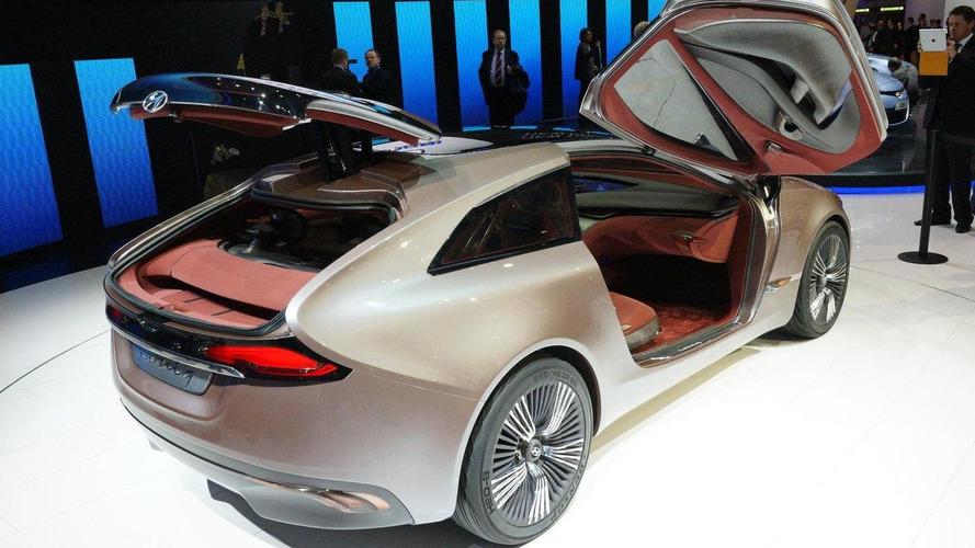 Hyundai i-oniq Concept shares the Geneva lights