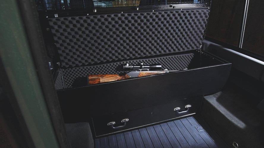 Land Rover Defender Blaser Edition revealed for Germany