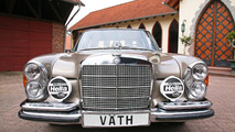VÄTH Mercedes-Benz 300 SEL 6.3 restoration 27.06.2012
