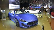Maserati GranCabrio MC live in Paris 27.09.2012