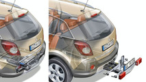 New Opel Antara gets Flex-Fix Carrier System
