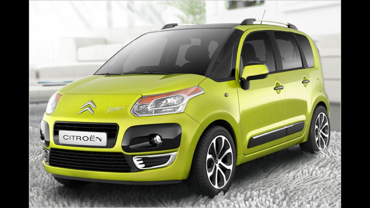Citroën bringt C3 Picasso