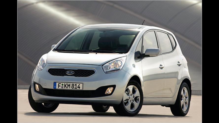 Premiere für neuen Kia-Minivan: Aus No. 3 wird Venga