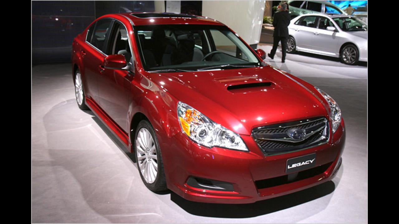 Platz 18: Subaru Legacy/Outback