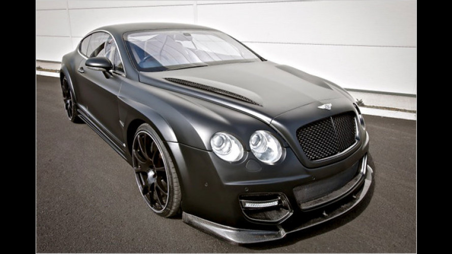 Onyx: Dicke Hose für den Bentley Continental GT