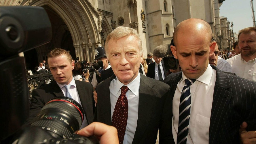 Max Mosley Unleashes More Suits Against Newspapers