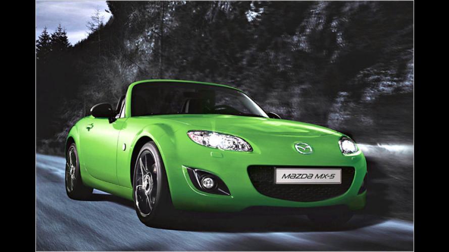 Mazda MX-5 Karai: Grün, feurig und wahrhaft scharf