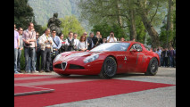 Villa d'Este 2010. Alfa TZ3 vince fra le concept