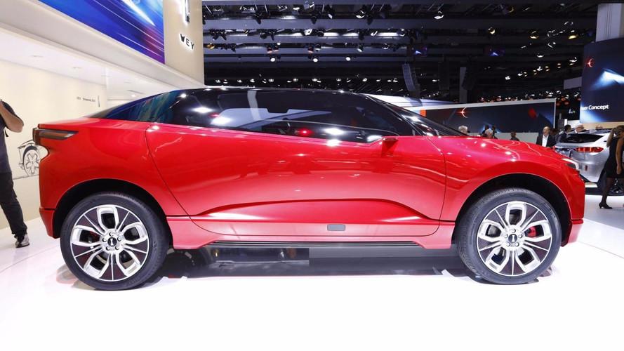 Wey XEV konsept SUV