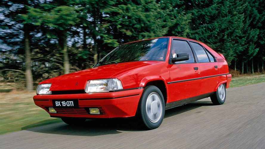El Citroën BX cumple 35 años: supergalería de fotos (175 imágenes)