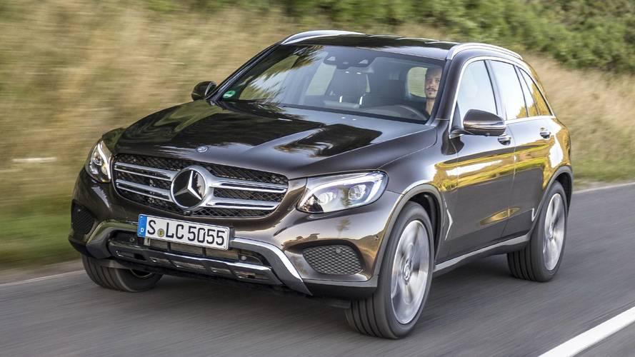 Mercedes-Benz GLC-Klasse