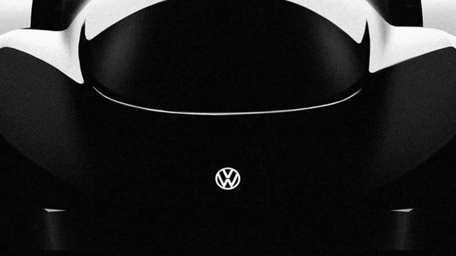 Volkswagen Race Car Teaser