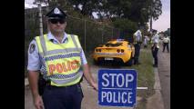 Lotus Exige per la polizia australiana