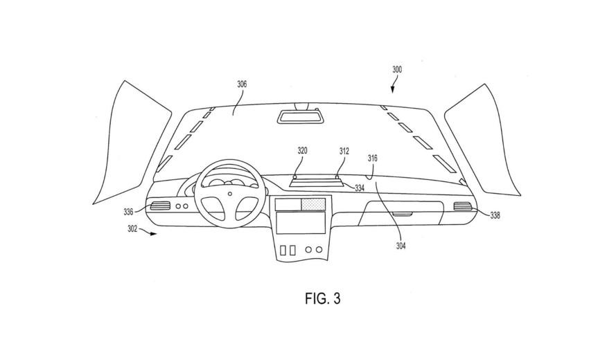 Toyota HVAC Patent