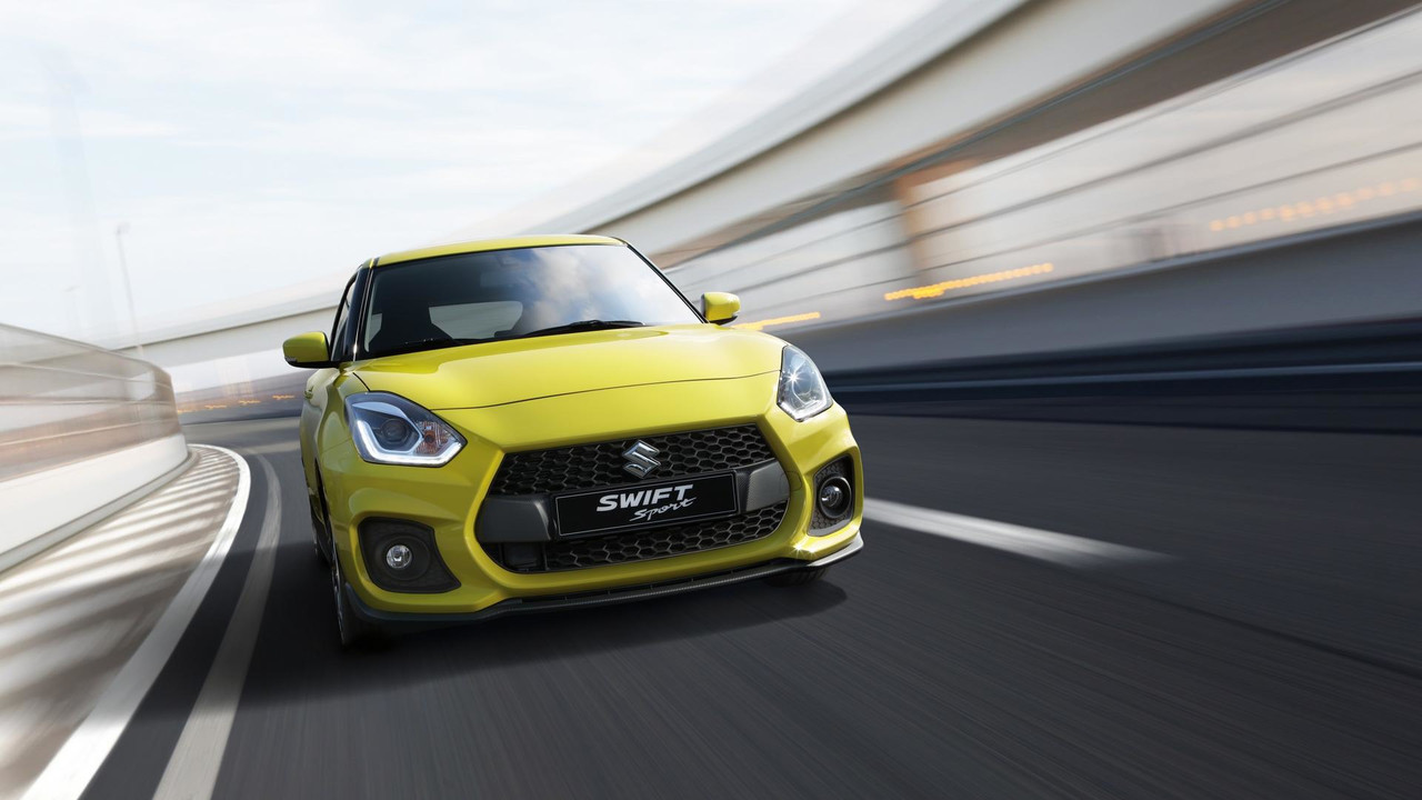 Suzuki Swift Sport 2018