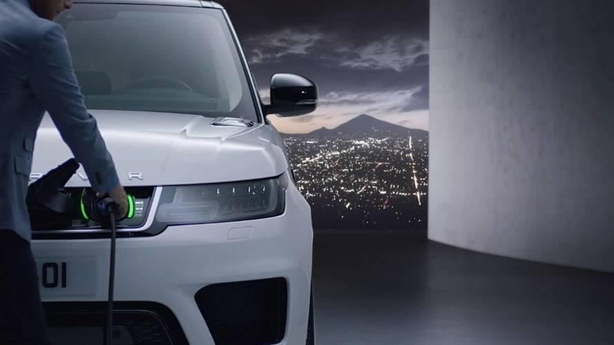 Range Rover Sport P400e 2018, el primer PHEV de Land Rover