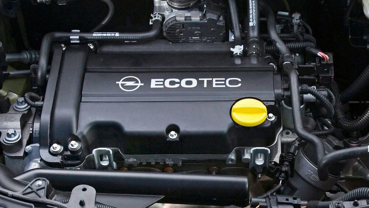 Opel 1.4 liter EcoTec engine