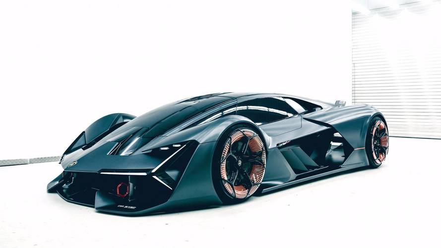 Lamborghini Terzo Millennio - Le futur est déjà là !