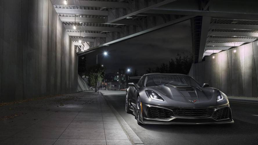 Chevrolet Corvette ZR1 2019: la bestia de los 765 CV ya está aquí