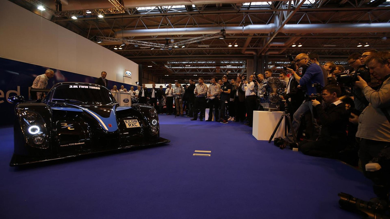 Radical RXC Turbo at 2014 Autosport International