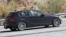 2014 BMW 1-Series facelift spy photo 05.09.2013
