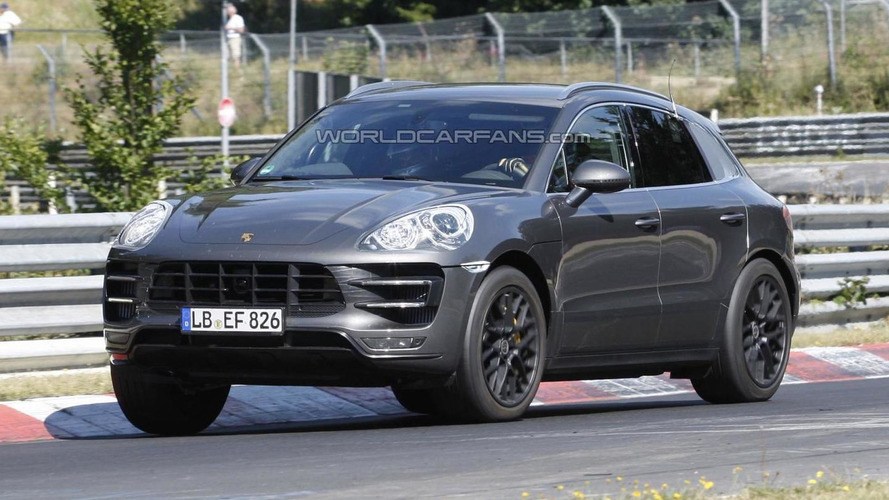 Porsche Macan Turbo to have 395 bhp - report