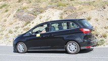 2015 Ford C-Max facelift spy photos 16.9.2013