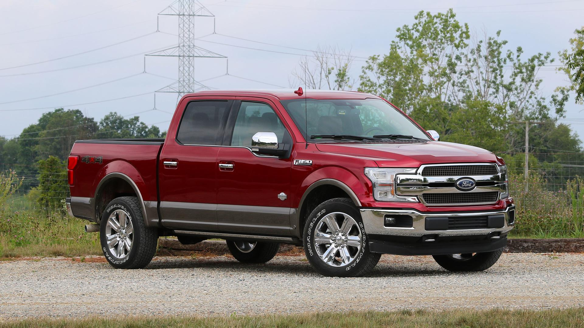 Ford Ranger 150 >> 2018 Ford F-150 First Drive: The Same, But Even Better
