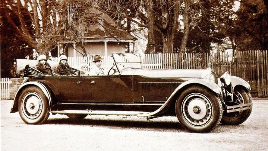 Bugatti Type 41 Royale Type #3 -1 - Torpedo Packard