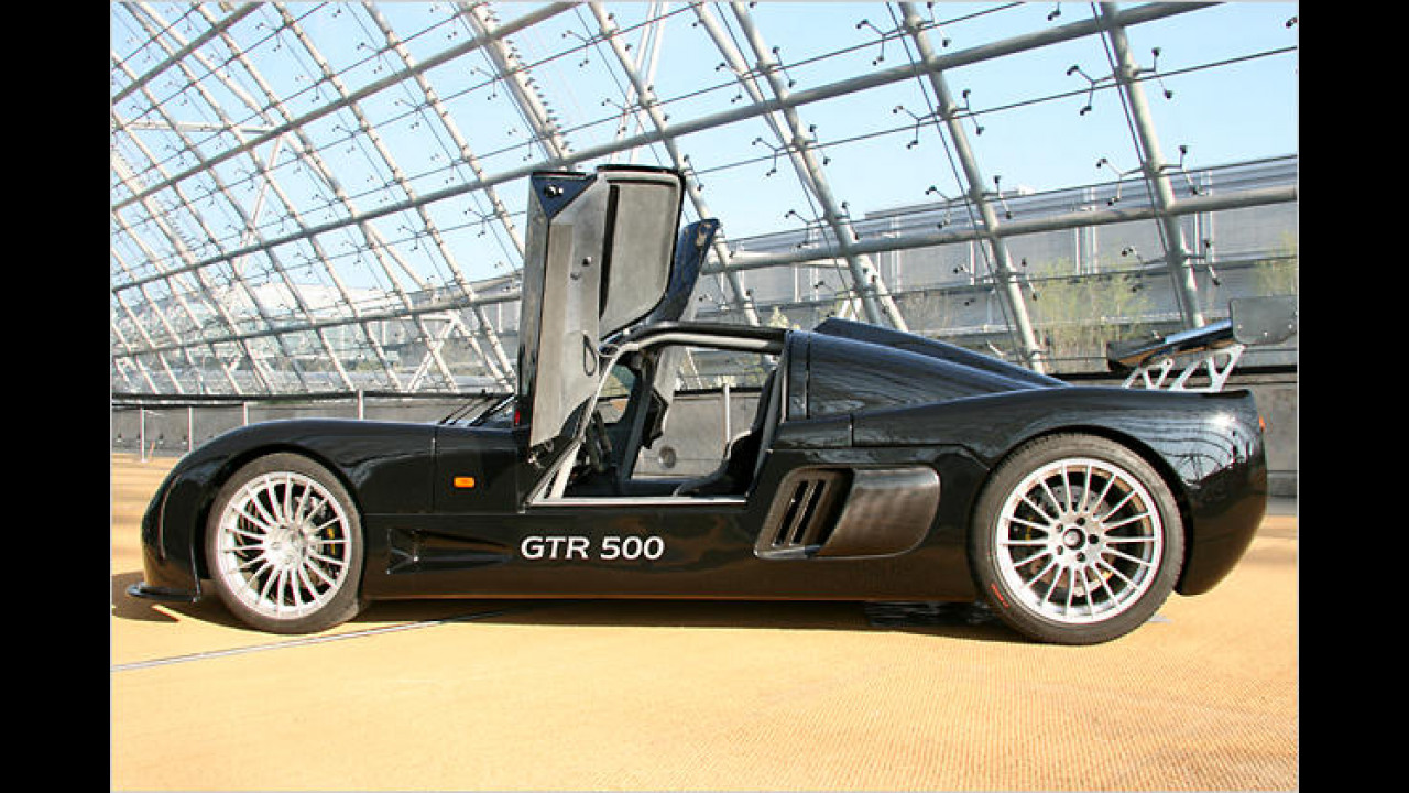 M-Racing GTR 500