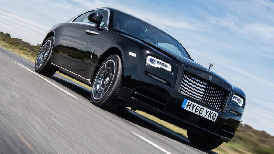 2018 Rolls Royce Wraith Black Badge Review: Ditch the Driver