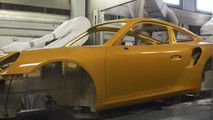 Porsche 911 Turbo S Exclusive Series Assembly