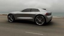Audi Q4 E-Tron Concept render
