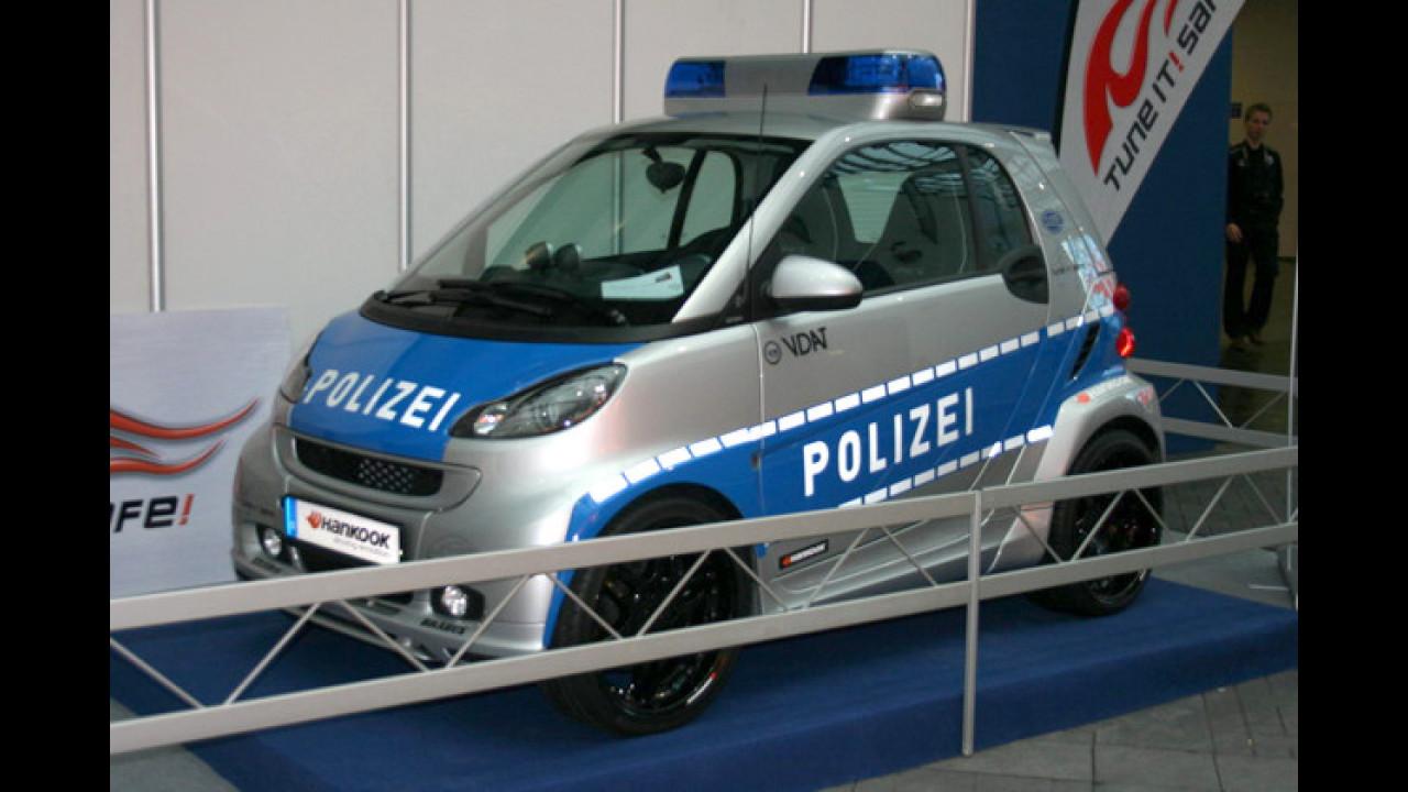 Polizei-Smart