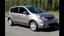 Facelift: Nissan Note