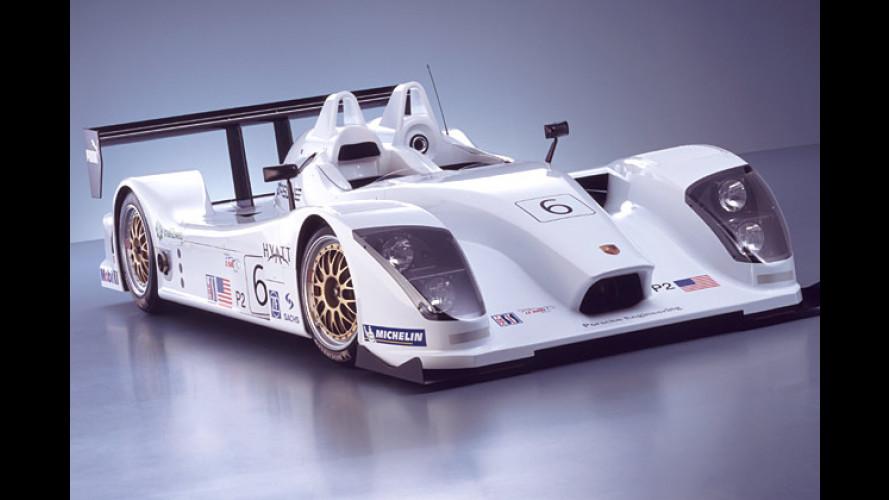 Porsche: Erster Prototyp für die American Le Mans Series