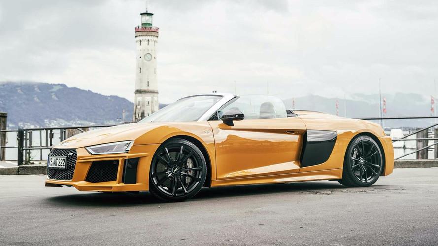 ABT, Audi R8 V10'a Plus takviyesi yaptı