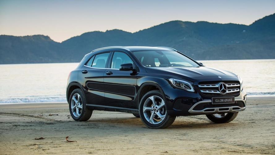 Mercado premium global – Líder, Mercedes registra maior crescimento em julho